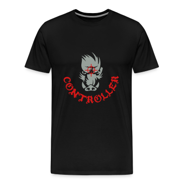 wildboar_controller T-Shirts