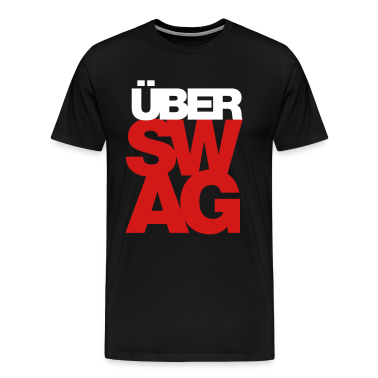 Über SWAG T-Shirts