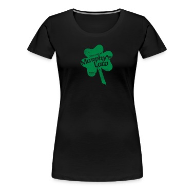 MURPHY'S LAW Women's T-Shirts