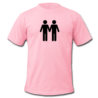 Gay Men WC Style T-Shirts