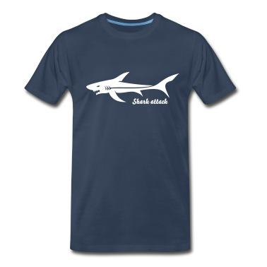 Shark Tribal Tattoo 3 T-Shirts
