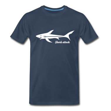 Shark Tribal Tattoo 3 T-Shirts