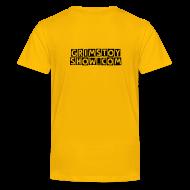 Kids' Shirts ~ Kid's Premium T-Shirt ~ WHATTA WASTE! KID SIZE T-Shirt