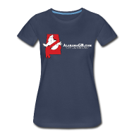Women's T-Shirts ~ Women's Premium T-Shirt ~ Alabama GB Logo Women's Shirt