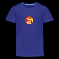 Kids' Shirts ~ Kid's Premium T-Shirt ~ CS Logo