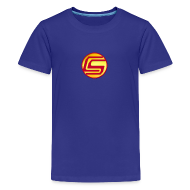 Kids' Shirts ~ Kid's Premium T-Shirt ~ CS Logo