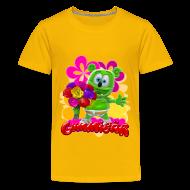 Kids' Shirts ~ Kid's Premium T-Shirt ~ Gummibär Flowers Kid's T-