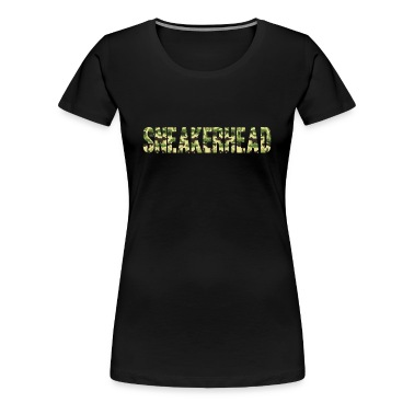 Sneakerhead Camo Women's T-Shirts