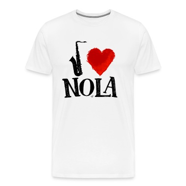 I Heart New Orleans (remix) by Tai's Tees