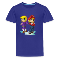 Kids' Shirts ~ Kid's Premium T-Shirt ~ PurplePwniez Shirt (Kids)