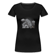 Women's T-Shirts ~ Women's Premium T-Shirt ~ Trooper Scooper