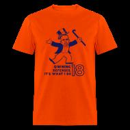 T-Shirts ~ Men's T-Shirt ~ Owning Defenses - Mens - T-shirt