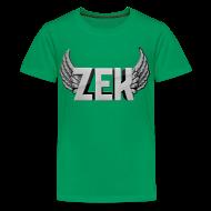 Kids' Shirts ~ Kid's Premium T-Shirt ~ ZexyZek Logo - Kids