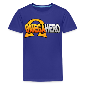 Omega Hero Logo (Kids)