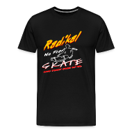 T-Shirts ~ Men's Premium T-Shirt ~ Men's Heavyweight T-Shirt Radikal skate
