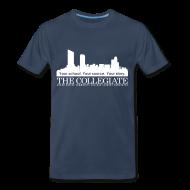 T-Shirts ~ Men's Premium T-Shirt ~ Collegiate Men's 3X/4X