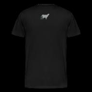 T-Shirts ~ Men's Premium T-Shirt ~ Plain Logo Tee