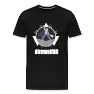 T-Shirts ~ Men's Premium T-Shirt ~ Direwolf20 1.6 Avatar - Heavyweight