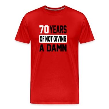 birthday_70 T-Shirts