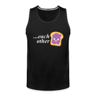 Men ~ Men's Premium Tank Top ~ Made for each other