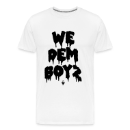 T-Shirts ~ Men's Premium T-Shirt ~ We Dem Boyz - Mens T-Shirt