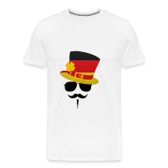 T-Shirts ~ Men's Premium T-Shirt ~ Germany