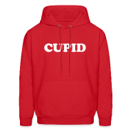 Hoodies ~ Men's Hooded Sweatshirt ~ VALENTINE'S DAY HOODIE