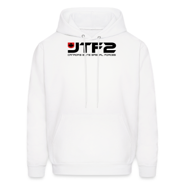 White JTF2 Hoodies