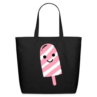 Black icecream Bags