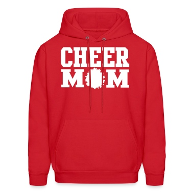 Cheer Mom Hooded Sweatshirt