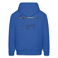 Hoodies ~ Men's Hooded Sweatshirt ~ Article 5299388