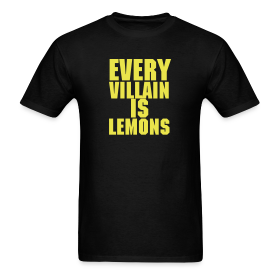 Every Villain Is Lemons ~ 351
