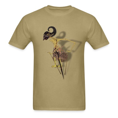 Wayang T-Shirt - Cream