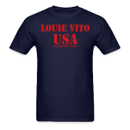 T-Shirts ~ Men's T-Shirt ~ Mens LV USA tee