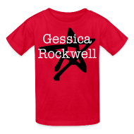 Kids' Shirts ~ Kids' T-Shirt ~ Gessica Rockwell Youth Shirt