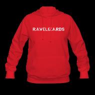 Hoodies ~ Women's Hooded Sweatshirt ~ UNOFFICIAL Ravelizards Women's Hoodie