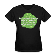 Women's T-Shirts ~ Women's Standard Weight T-Shirt ~ Avoid Roasted Cabbage - Women's T-shirt
