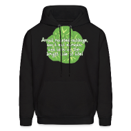 Hoodies ~ Men's Hooded Sweatshirt ~ Avoid Roasted Cabbage! Unisex Hooded Sweatshirt
