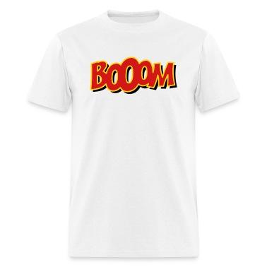 White booom T-Shirts