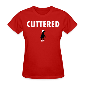 Cuttered - Ladies ~ 625
