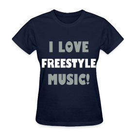 Love freestyle music shirt 625
