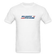 T-Shirts ~ Men's Standard Weight T-Shirt ~ Millbarge - Fitz-Hume 2012