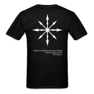 T-Shirts ~ Men's Standard Weight T-Shirt ~ Chaos