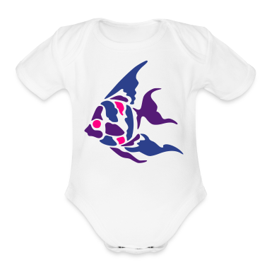 White fish Baby Body