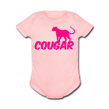 Light pink COUGAR Baby Body