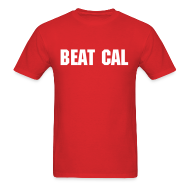T-Shirts ~ Men's T-Shirt ~ Beat Cal - Men's