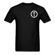 T-Shirts ~ Men's Standard Weight T-Shirt ~ Men's Black Tee