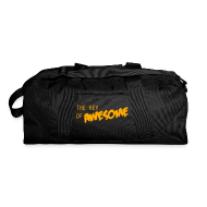 Bags  ~ Duffel Bag ~ Key of Awesome Duffle Bag-you know you want it.