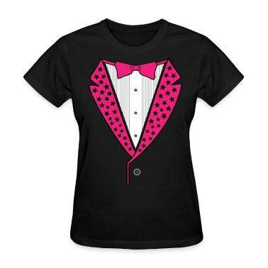Pink Star Tuxedo