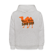 Sweatshirts ~ Kids' Hooded Sweatshirt ~ Cass Lake Sand Bar Kid's Hooded Sweatshirt